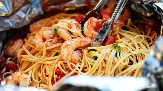 shrimp-pasta-foil-packet